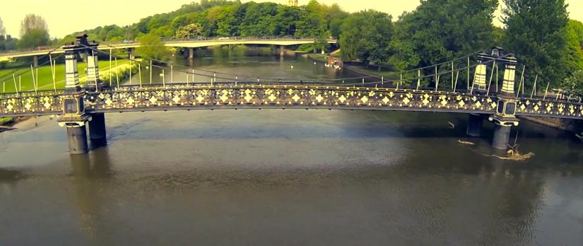Aerial Video footage #3 Dji Phantom & GoPro Hero3
