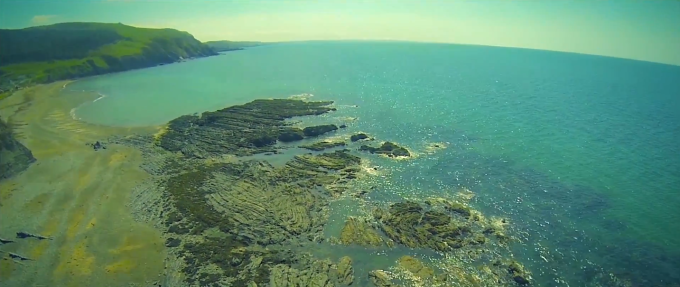 Wales Aerial Screen shot