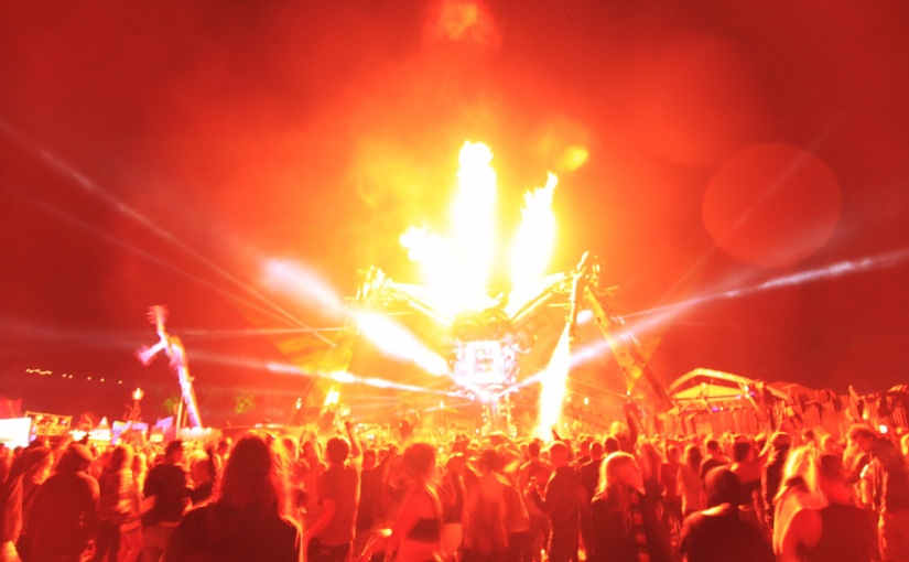 BoomTown 2013 Pictures +Aerial