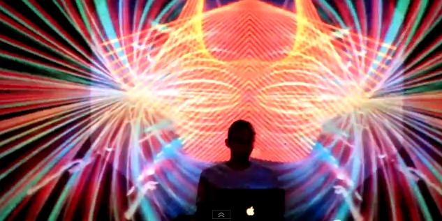 In the Lab – DJ / VJ minimix