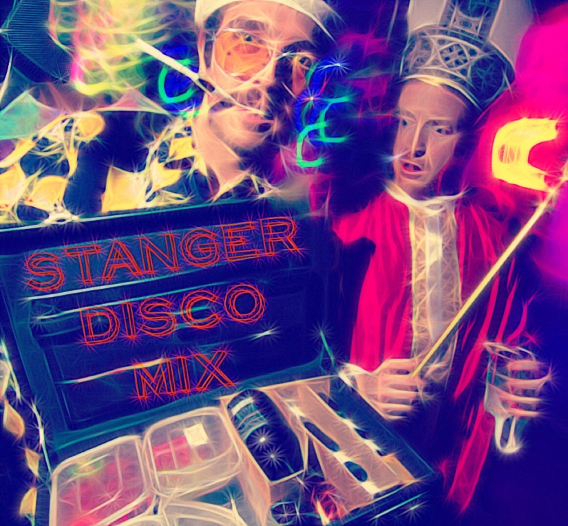 Stranger Disco House Mix….